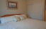 917 SW Pine Ave, Depoe Bay, OR 97341 - Guest BedroomDeck & Fenced Yard