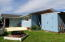 1150 SW 17th St, Lincoln City, OR 97367 - Rear view w/ storage shed