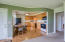 1048 Hwy 101 N, Yachats, OR 97498 - Living rm to Kitchen