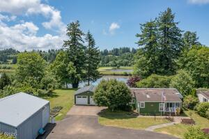 2005 Se Donelle Drive, Toledo, OR 97391 - Home and RV Garage