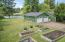 2005 Se Donelle Drive, Toledo, OR 97391 - Garage and backyard