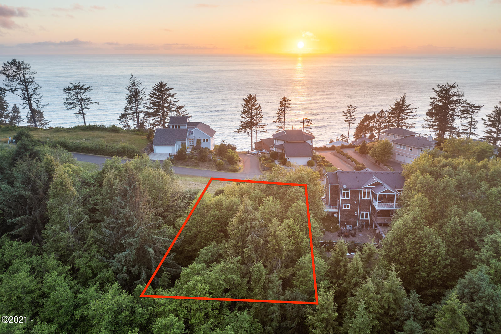 TL 3200 S Beach Rd, Neskowin, OR 97149 - Lot at Sunset