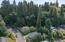 257 NE 10th St, Toledo, OR 97391 - View from above