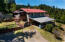498 Nf-3489, Waldport, OR 97394 - Drone View House Carport