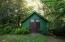 1365 SE Virginia Pl, Waldport, OR 97394 - Utility Shed In Back Yard