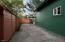 1365 SE Virginia Pl, Waldport, OR 97394 - Garage Side Yard