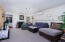 2950 SW Beach Ave, Lincoln City, OR 97367 - Lower Unit Living Space