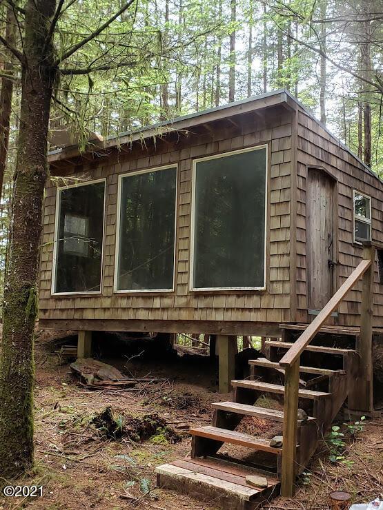 T/L 701 Siletz Hwy, Siletz, OR 97380 - shed