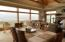 341 Salishan Dr, Gleneden Beach, OR 97388 - Dining and Living room
