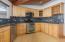 5945 El Mar Ave, Lincoln City, OR 97367 - Custom kitchen