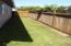 926 NE Fogarty St, Newport, OR 97365 - Side yard