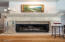 600 Island Dr, #11, Gleneden Beach, OR 97388 - Imported Fireplace Surround
