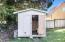 2702 NE Holmes Rd, A & B, Lincoln City, OR 97367 - Utility Shed