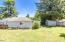 2702 NE Holmes Rd, A & B, Lincoln City, OR 97367 - Property from Side/Back