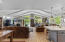 1104 S 3rd Ave, Rockaway Beach, OR 97136 - Living Room w/Vaulted Ceiling