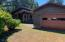 2420 N North Bank Rd, Otis, OR 97368 - Garage and House