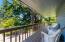 2145 E Alsea Hwy, Waldport, OR 97394 - Deck overlooking pond