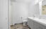 254 S Falcon St, Rockaway Beach, OR 97136 - Downstairs Bathroom