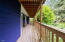 254 S Falcon St, Rockaway Beach, OR 97136 - Downstairs Deck looking south