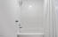254 S Falcon St, Rockaway Beach, OR 97136 - Subway tile tub and shower combo