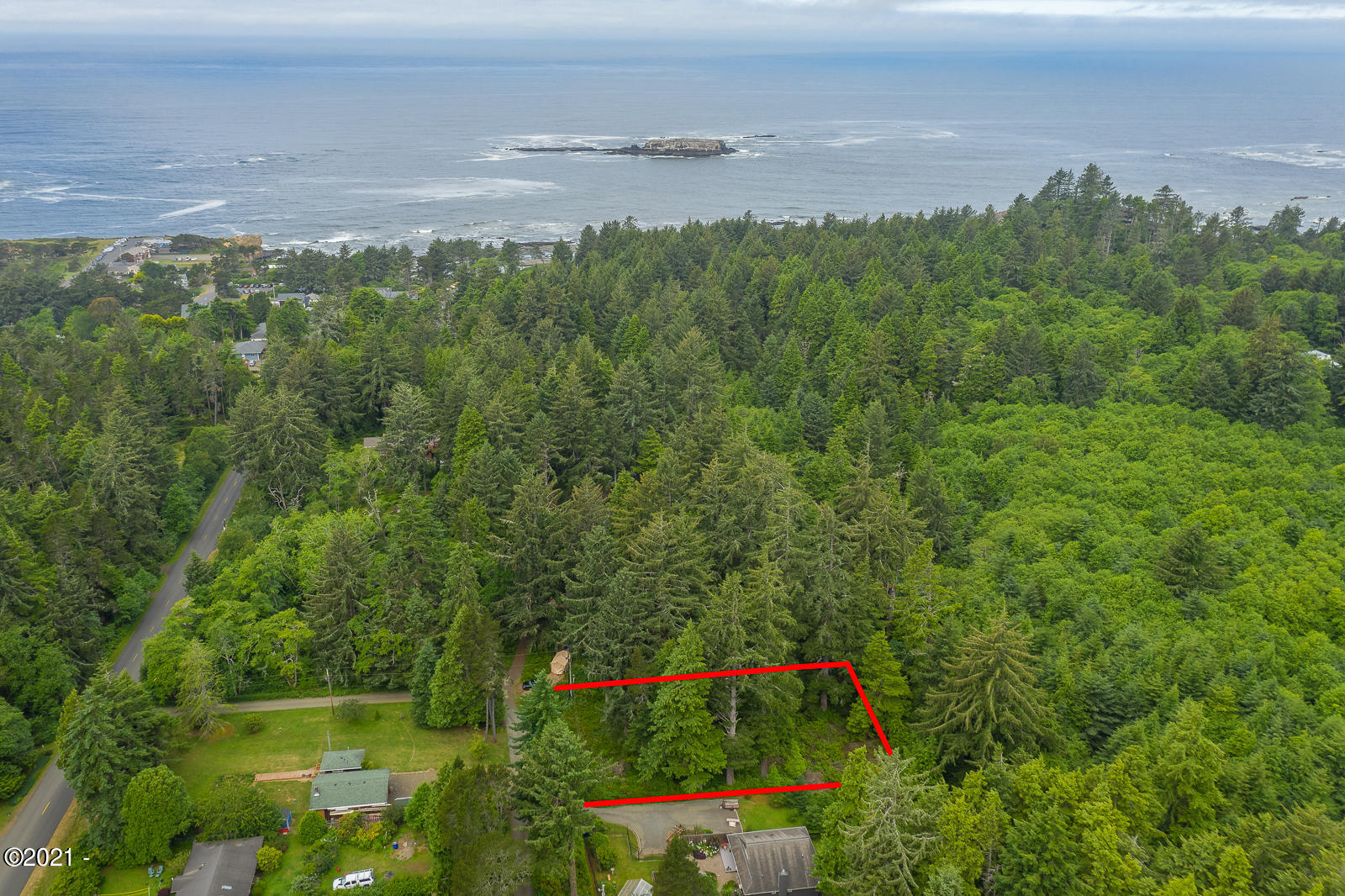 LOT 16 4th St, Otter Rock, OR 97369 - Lot 16 4th St