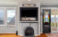 2459 SW Anemone Ave, Lincoln City, OR 97367 - Living Room Gas Fireplace