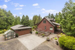 430 SW Wakonda Beach Rd, Waldport, OR 97394 - Front Of The Home