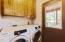 430 SW Wakonda Beach Rd, Waldport, OR 97394 - Utility Room Off Kitchen