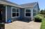 5770 SW Barnacle Ct, Newport, OR 97366 - Back yard patio