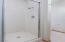 6350 Raymond Ave, Gleneden Beach, OR 97388 - Master Bath Step-in Shower