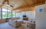 1126 NW Parkview St, Seal Rock, OR 97376 - Open living room