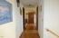 1037 SE 1st St, Newport, OR 97365 - Hall toward kitchen