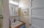 180 Bella Beach Dr, Depoe Bay, OR 97341 - Guest Bathroom