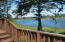 140 SE Surf Ave, Lincoln City, OR 97367 - Deck view