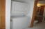 140 SE Surf Ave, Lincoln City, OR 97367 - Stacked washer and dryer