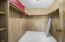 3426 NE Avery St, Newport, OR 97365 - Master closet