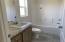 1125 SW Sailfish Loop, Waldport, OR 97394 - Guest bath