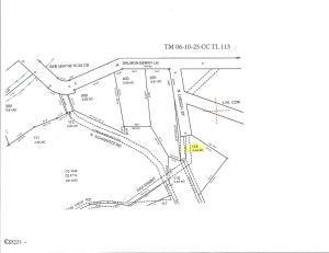 34 N Labsch Tl 1130 Street, Otis, OR 97368 - PLAT MAP