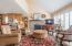 125 Fishing Rock Dr, Depoe Bay, OR 97341 - Living Room