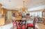 125 Fishing Rock Dr, Depoe Bay, OR 97341 - Dining Area