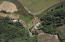 3071 Hidden Valley Rd, Toledo, OR 97391 - Aerial Main House and Outbuildings