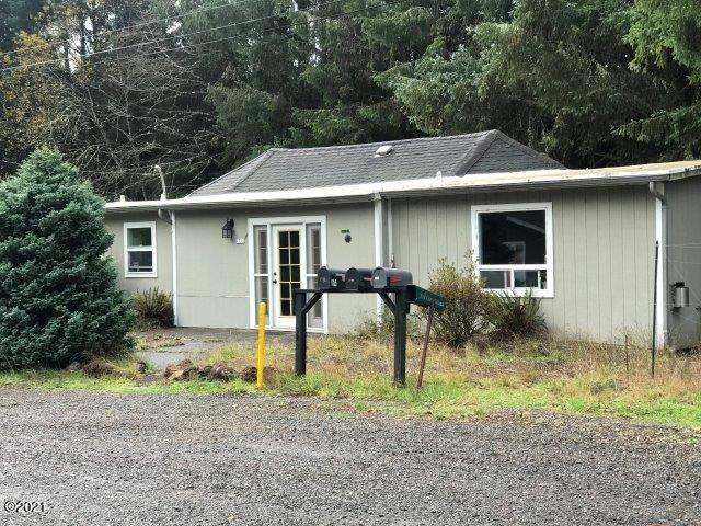 1719 SW Fleet Ave, Lincoln City, OR 97367 - Exterior