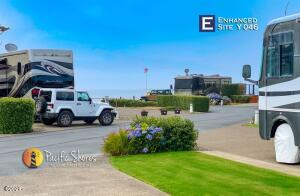 6225 N Coast Hwy #46, Newport, OR 97365 - View from Lot