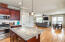2180 SW Coast Ave., Lincoln City, OR 97367 - Kitchen with Island