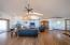 5483 Herman Cape Rd, Florence, OR 97439 - Open living room