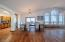 5483 Herman Cape Rd, Florence, OR 97439 - Wood floor finished w/Swedish finish