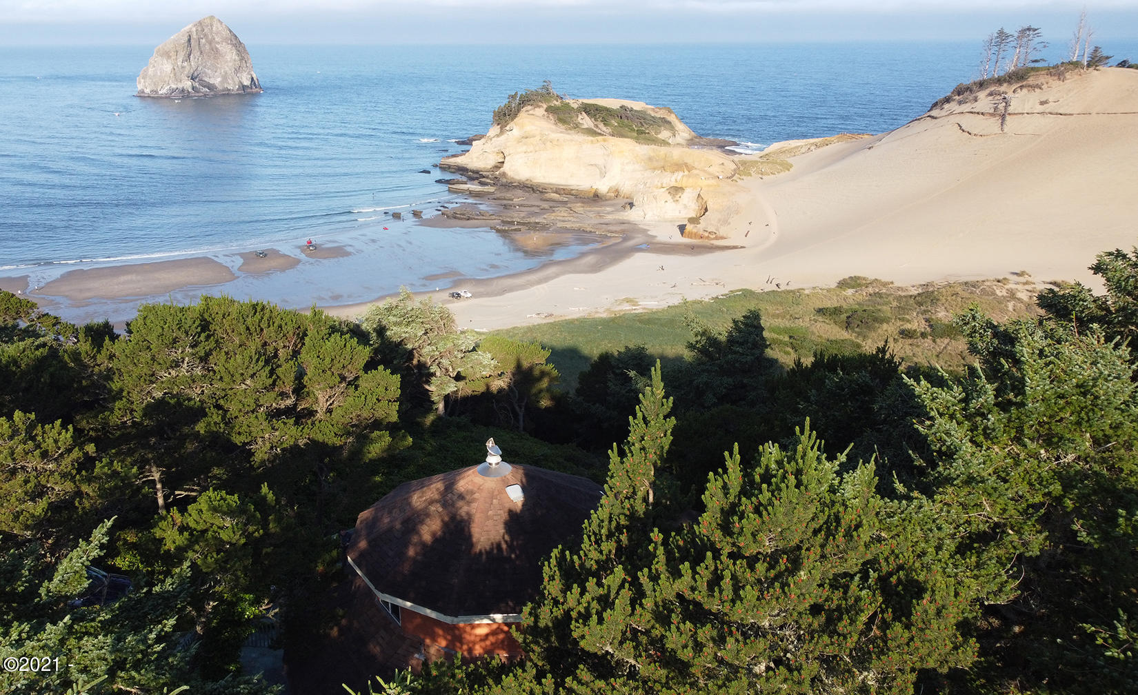 32920 Ridge Road, Pacific City, OR 97135 - Cape and Rock View