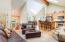 10 Big Tree Rd, Gleneden Beach, OR 97388 - Living Room