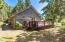 10 Big Tree Rd, Gleneden Beach, OR 97388 - Side Yard & Deck