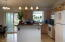 1105 NW Pacific Way, Waldport, OR 97394 - Kitchen - Deck